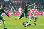 12.03.2018, Weser Stadion, Bremen, GER, 1.FBL, Werder Bremen vs 1.FC Koeln, im Bild<br /> <br /> Ishak Belfodil (Werder #29)<br /> <br /> Foto &copy; nordphoto / Kokenge