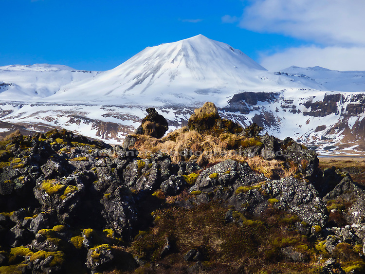 Snaefellsnes National Park,Iceland
