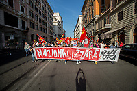 Luca, Independent Photojournalist.<br /> <br /> Rome, 01/05/2019. This year I will not go to a MayDay Parade, I will not photograph Red flags, trade unionists, activists, thousands of members of the public marching, celebrating, chanting, fighting, marking the International Worker's Day. This year, I decided to show some of the Workers I had the chance to meet and document while at Work. This Story is dedicated to all the people who work, to all the People who are struggling to find a job, to the underpaid, to the exploited, and to the people who work in slave conditions, another way is really possible, and it is not the usual meaningless slogan: MAKE MAYDAY EVERYDAY!<br /> <br /> Happy International Workers Day, long live MayDay!