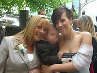 Pictured: Jenna Miller (R), image taken from open social media account.<br /> Re: Jenna Miller was killed as she drove out of a petrol station by two drivers racing at up to 70mph, Cardiff Crown court has heard.<br /> 30 year old Jenna Miller was hit by an Audi A5 allegedly involved in a race with a VW Golf on a 30mph road in Barry, south Wales..<br /> The Court heard two cars were caught speeding on CCTV before the fatal crash on Cardiff Road.<br /> Joseph Fettah, 19, of Rhoose, who was driving the Golf, denies one count of causing death by dangerous driving.<br /> The Audi driver, Jamie Oaten, 23, of Barry, has admitted the same charge and will be sentenced at the conclusion of this trial.<br /> Mother of two, Mrs Miller had to be cut free from the wreckage on 27 September 2016 but died in hospital.