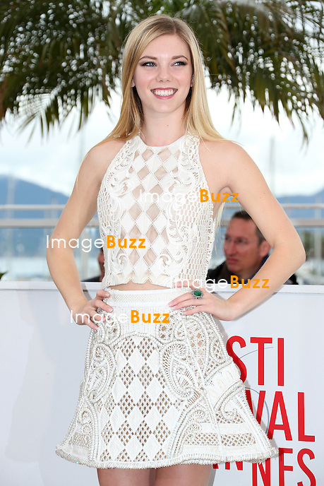 CPE/Claire Julien attends 'The Bling Ring' photocall during the 66th Annual Cannes Film Festival at Palais des Festival on May 16, 2013 in Cannes, France.