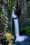 Toketee falls, Umpqua National Forest