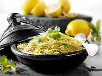 Lemon & Coriander Couscous