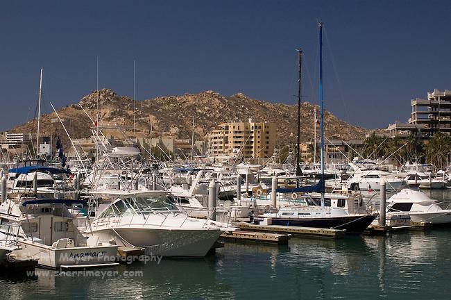 Marina, Cabo San Lucas, Baja California, Mexico