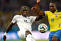 Bacary Sagna (FRA), Walter Ayovi (ECU),<br /> JUNE 25, 2014 - Football / Soccer : FIFA World Cup Brazil 2014 Group E match between Ecuador 0-0 France at Estadio Do Maracana stadium in Rio de Janeiro, Brazil.<br /> (Photo by FAR EAST PRESS/AFLO)