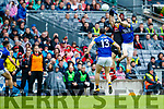 Paul MurphyPaul Murphy Kerry in action against Seamus O'Shea Mayo in the All Ireland Semi Final in Croke Park on Sunday.