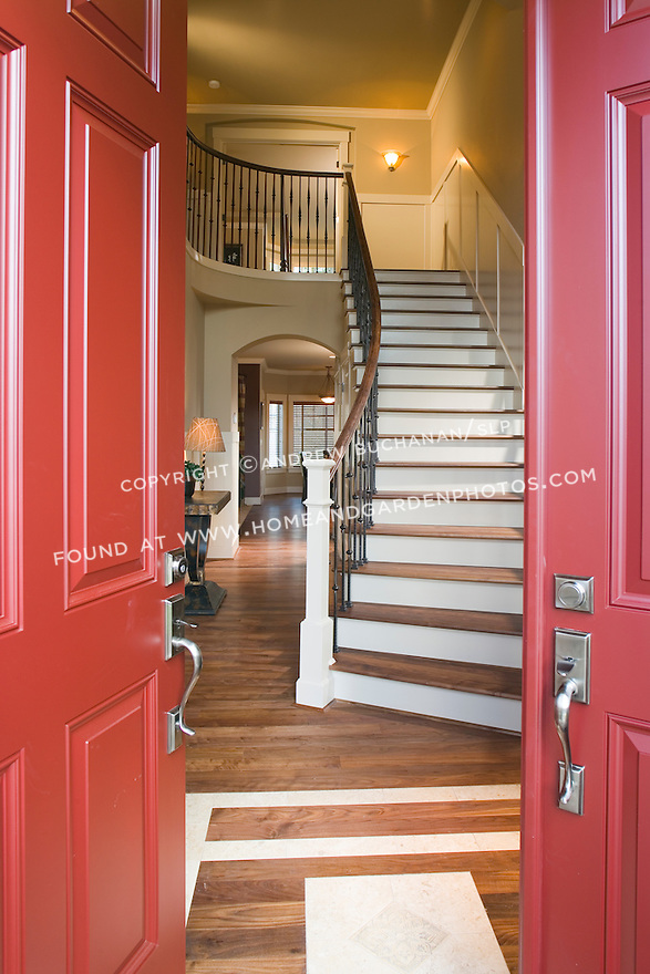 double open stairs df010970front door entry photojpg homeandgardenphotoscom