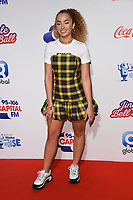 LONDON, UK. December 09, 2018: Ella Eyre at Capital&rsquo;s Jingle Bell Ball 2018 with Coca-Cola, O2 Arena, London.<br /> Picture: Steve Vas/Featureflash