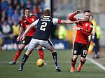 Jason Thomson keeps Barrie McKay at arms length