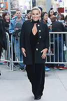NEW YORK, NY - APRIL 13: WWE Superstar Natalya Neidhart seen on April 13, 2017 in New York City. <br /> CAP/MPI99<br /> &copy;MPI99/Capital Pictures