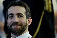 Roma, 17 Luglio 2018<br /> Il PM Giovanni Musarò<br /> Processo Cucchi Bis contro 5 Carabinieri accusati della morte di Stefano Cucchi