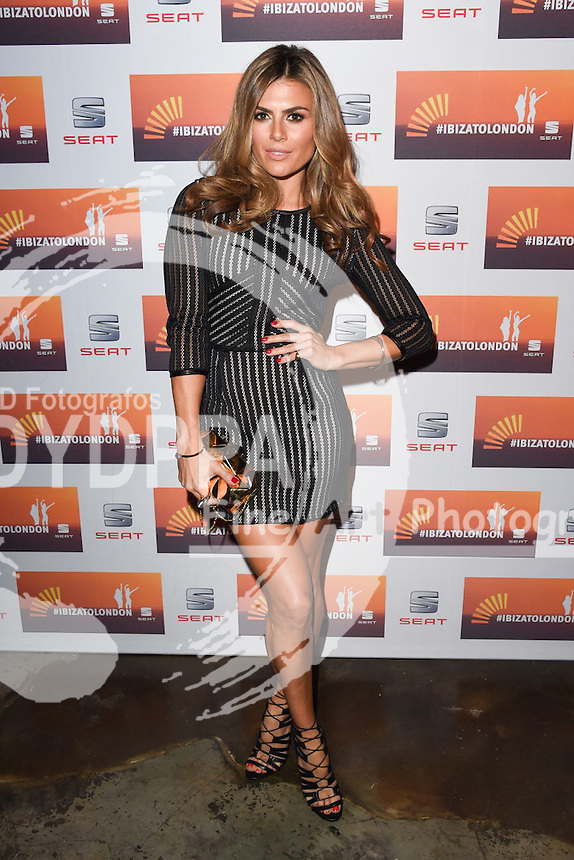 Zoe Hardman<br /> attends the SEAT Ibiza launch party at Carousel, London<br /> <br /> &copy;Ash Knotek  D3019  29/09/2015