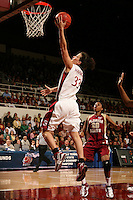19 March 2007: Jillian Harmon during Stanford's 68-61 second round loss to Florida State in the NCAA women's basketball tournament at Maples Pavilion in Stanford, CA.