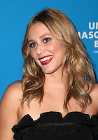 LOS ANGELES, CA - OCTOBER 27: Julianna Guill at the Fourth Annual UNICEF Masquerade Ball Los Angeles at Clifton's Cafeteria in Los Angeles, California on October 27, 2016. Credit: Faye Sadou/MediaPunch