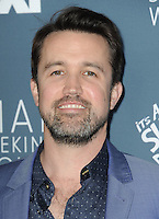 www.acepixs.com<br /> <br /> January 3 2017, LA<br /> <br /> Actor Rob McElhenney arriving at the premiere of FXX's 'It's Always Sunny In Philadelphia' Season 12 and 'Man Seeking Woman' Season 3 at the Fox Bruin Theatre on January 3, 2017 in Los Angeles, California. <br /> <br /> By Line: Peter West/ACE Pictures<br /> <br /> <br /> ACE Pictures Inc<br /> Tel: 6467670430<br /> Email: info@acepixs.com<br /> www.acepixs.com