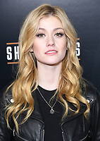 09 March 2019 - Los Angeles, California - Katherine McNamara. Grand Opening of Shaquille's at L.A. Live held at Shaquille's at L.A. Live. Photo Credit: Birdie Thompson/AdMedia