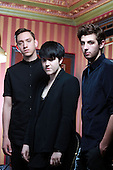 Jun 05, 2012: THE XX - Photosession in Paris France