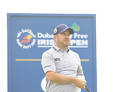 Richie Ramsay (SCO) on the 8th tee during Round 3 of the Dubai Duty Free Irish Open at Ballyliffin Golf Club, Donegal on Saturday 7th July 2018.<br /> Picture:  Thos Caffrey / Golffile