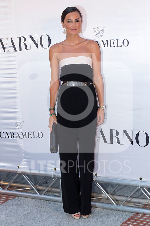 03.09.2012. Celebrities attending the Alvarno fashion show during the OFF Mercedes-Benz Fashion Week Madrid Spring/Summer 2013 at Museo Lazaro Galdiano. In the image Monica de Tomas (Alterphotos/Marta Gonzalez)