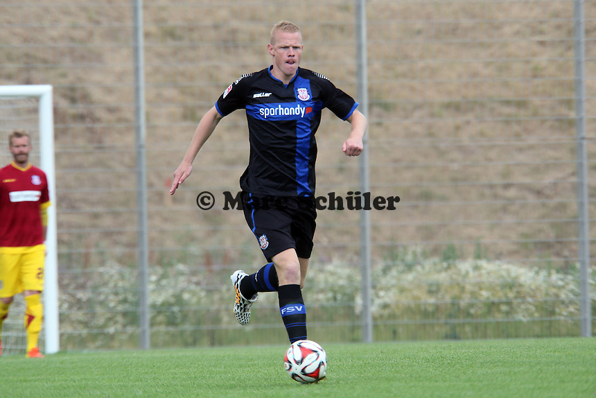 Tom Beugelsdijk (FSV) - VfB Ginsheim vs. FSV Frankfurt