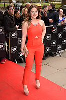 Jazmine Franks arriving for TRIC Awards 2018 at the Grosvenor House Hotel, London, UK. <br /> 13 March  2018<br /> Picture: Steve Vas/Featureflash/SilverHub 0208 004 5359 sales@silverhubmedia.com