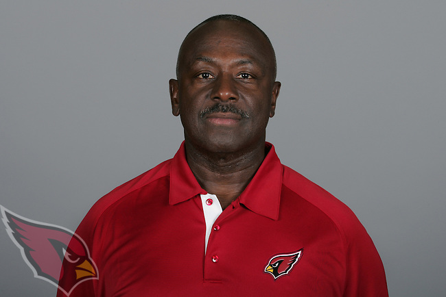 This is a 2012 photo of Ron Aiken of the Arizona Cardinals NFL football team.  This image reflects the Arizona Cardinals active roster as of 5/10/12 when this image was taken.  (AP Photo)