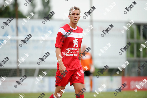2015-08-11 / Voetbal / Seizoen 2015-2016 / VC Herentals / Davy Voorspoels<br />