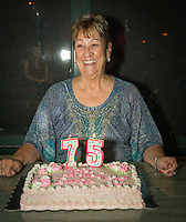 Carolyn's 75th Birthday