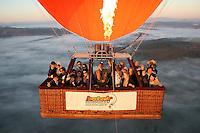 20120511 May 11 Hot Air Balloon Gold Coast