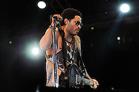 Lenny Kravitz performing live on stage at &quot;10 giorni suonati&quot; in Vigevano, Italy, 19.07.2012...Credit: Diena-Brengola/face to face..- Germany, Austria, Switzerland, Luxemburg, France, USA, Canada, UK, Australia, China, Eastern Europe, Denmark, Sweden, Norway and Finland rights only - / Mediapunchinc  ***weekly magazines no print online only*** /*NORTEPHOTO.com*<br />