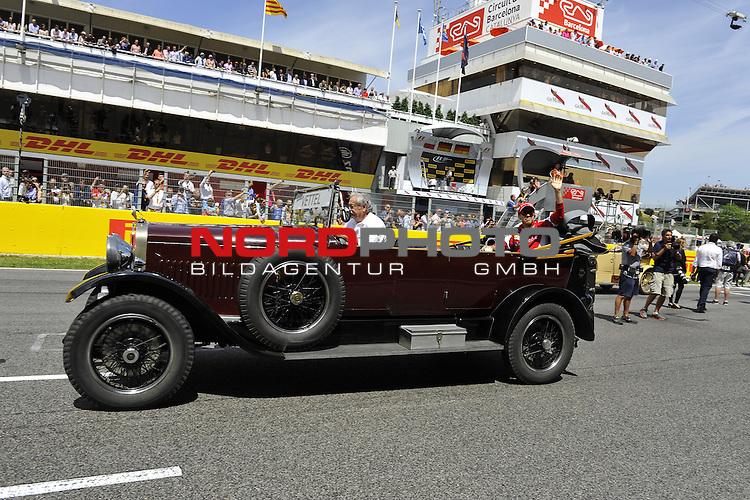 07.05 - 10.05.2015, Circuit de Catalunya, Barcelona, ESP, Formel 1, 2015,  im Bild Sebastian Vettel (GER), Scuderia Ferrari<br />  Foto &copy; nph / Mathis
