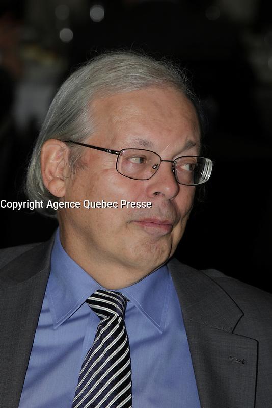 October 10, 2012 - Montreal. Quebec , Canada -Yvan Allaire