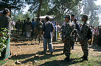 Under UNHCR and the Nepali army surveillance, an official delegation from the Bhutanese government recently visited Khudanabari camp (near Damak, Nepal) to inform the refugees, If you ever return to the Royal Kingdom, lands will not be available for reclaim  employment will be available as construction workers.
