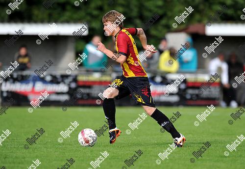 2012-06-24 / Voetbal / seizoen 2012-2013 / KV Mechelen / Wannes Van Tricht..Foto: Mpics.be
