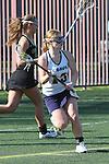 Santa Barbara, CA 02/18/12 - Louise Marquino (UC Davis #13) in action during the UC Davis - Colorado State game at the 2012 Santa Barbara Shootout.  Colorado State defeated UC Davis 10-9.