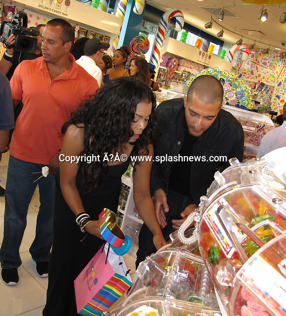 Dylan's Candy Bar store opening at The Grove.<br />
