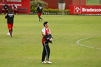 COTIA, SP, 25 DE JUNHO DE 2013. TREINO SPFC. o jogador Paulo Henrique Ganso durante treino do time do SPFC no Centro de Treinamento de  Cotia.  FOTO ADRIANA SPACA/BRAZIL PHOTO PRESS