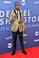 LOS ANGELES, USA. June 07, 2019: Jay Pharoah at the AFI Life Achievement Award Gala.<br /> Picture: Paul Smith/Featureflash