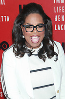 NEW YORK, NY - APRIL 18: Oprah Winfrey at &quot;The Immortal Life Of Henrietta Lacks&quot; New York Premiere at SVA Theater on April 18, 2017 in New York City. <br /> CAP/MPI99<br /> &copy;MPI99/Capital Pictures