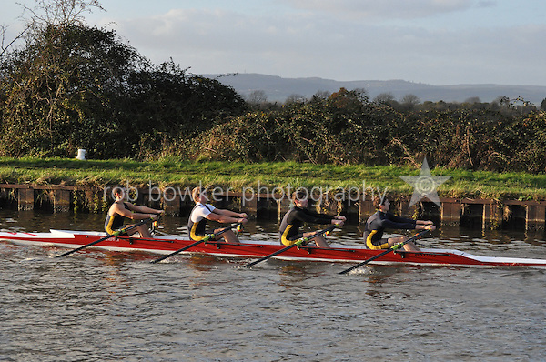 503 BRY Bryanston. Wycliffe Small Boats Head 2011. Saturday 3 December 2011. c. 2500m on the Gloucester Berkeley Canal