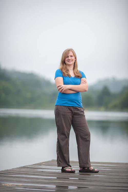 Kim Brewster Environmental Studies Major