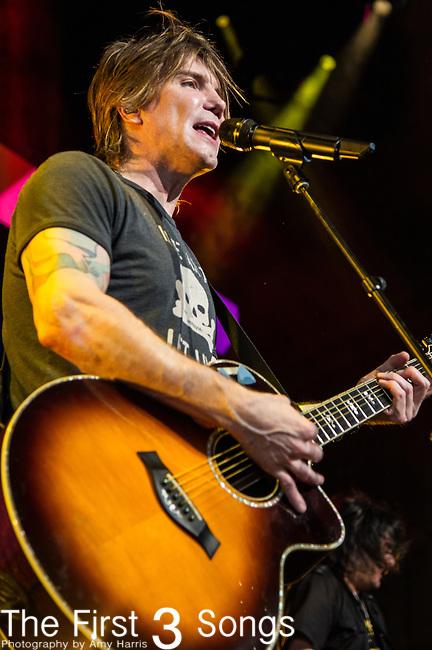 John Rzeznik of the Goo Goo Dolls performs at Riverbend Music Center in Cincinnati, Ohio.