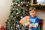 Jonathan Sheehy who attends Listellick NS won the junior infants category of a colouring competition organised  by The Tralee Chamber Alliance christmas spraoi in Tralee. Jonathan wonderful picture won him a trip to the Tralee Museum to see the Christmas Exhibition