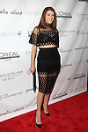 """ACTRESS KATE WALSH ATTENDS RENOWNED HAIR STYLIST TO THE STARS TED GIBSON HOSTS 50TH BIRTHDAY EVENT WITH THE HELP OF """"GIBSON GIRLS"""" ACTRESSES ASHLEY GREEN, KATE WALSH AND DEBRA MESSING HELD AT THE KNICKERBOCKER ROOFTOP"""
