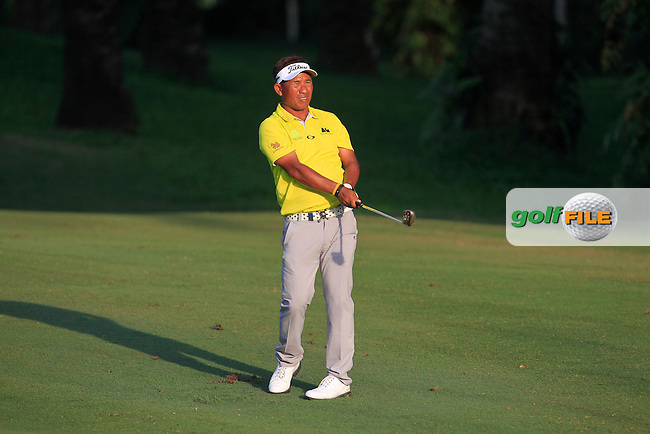 Thongchai Jaidee (THA) on the 10th fairway during Round 2 of the Maybank Championship on Friday 10th February 2017.<br /> Picture:  Thos Caffrey / Golffile<br /> <br /> All photo usage must carry mandatory copyright credit      (&copy; Golffile | Thos Caffrey)