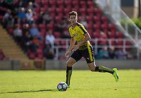 Charlie Rowan of Watford during the Pre Season Friendly match between Woking and Watford at the Kingfield Stadium, Woking, England on 10 July 2016. Photo by Andy Rowland.