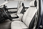 Front seat view of 2015 KIA Sedona EX 5 Door Minivan Front Seat car photos