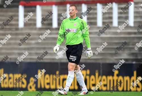 2010-08-01 / Voetbal / seizoen 2010-2011 / Lyra / Kersten Lauwerys..Foto: mpics