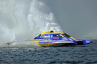 """Martin Rochon, GP-77 """"Coppertone Sport"""" (Grand Prix Hydroplane(s)"""