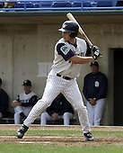 April 21, 2004:  George Kottaras of the Fort Wayne Wizards, Midwest League (Low-A) affiliate of the San Diego Padres, during a game at Memorial Stadium in Fort Wayne, IN.  Photo by:  Mike Janes/Four Seam Images